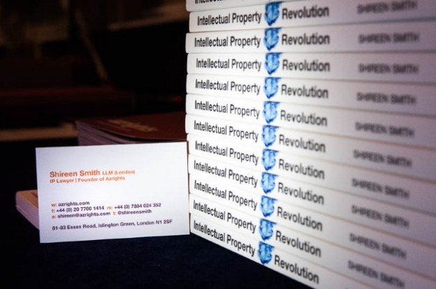 IP Revolution Book Launch 1